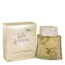 Lolita Lempicka L'eau Au Masculin
