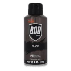 Bod Man Black
