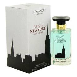 Fling In New York