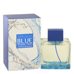 Splash Blue Seduction