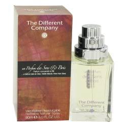Un Parfum Des Sens Et Bois