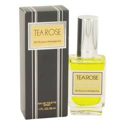 Tea Rose Perfume by Perfumers Workshop 1 oz Eau De Toilette Spray