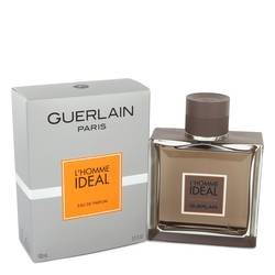 L'homme Ideal Cologne by Guerlain, 1.6 oz EDP Spray for Men