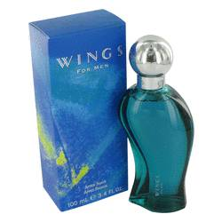 Wings Cologne by Giorgio Beverly Hills 3.4 oz After Shave