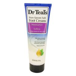 Dr Teal's Pure Epsom Salt Foot Cream
