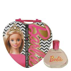 Barbie Metalic Heart