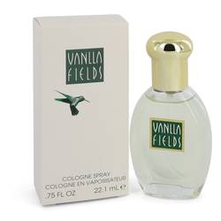 Vanilla Fields Perfume by Coty, 22 ml Cologne Spray for Women