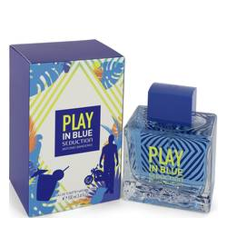 Play In Blue Seduction