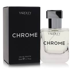 Yardley Chrome