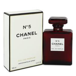 Chanel No. 5 Red