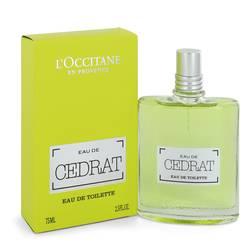 L'occitane Eau De Cedrat
