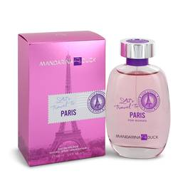 Mandarina Duck Let's Travel To Paris