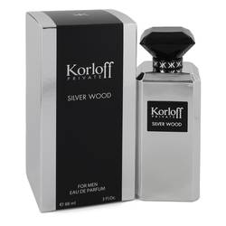 Korloff Silver Wood