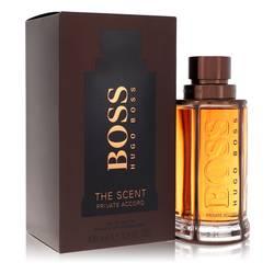 Boss The Scent Private Accord