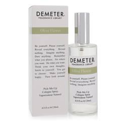 Demeter Olive Flower