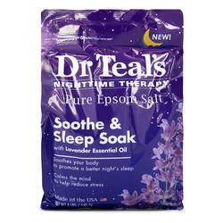 Dr Teal's Nighttime Therapy Pure Epsom Salt
