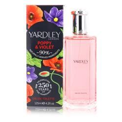Yardley Poppy & Violet