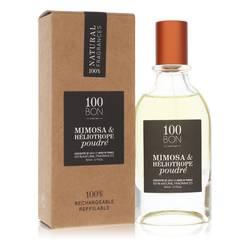 100 Bon Mimosa & Heliotrope Poudre