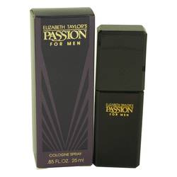 Passion Cologne by Elizabeth Taylor 0.85 oz Cologne Spray