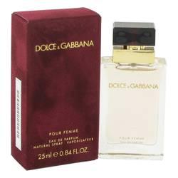 Dolce & Gabbana Pour Femme Perfume by Dolce & Gabbana 0.85 oz Eau De Parfum Spray