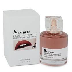 Express 8 Perfume by Express 1.7 oz Eau De Toilette Spray