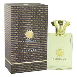 Amouage Beloved by Amouage – Eau De Parfum Spray 3.4 oz (100 ml) for Men