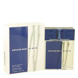 Armand Basi In Blue by Armand Basi – Eau De Toilette Spray 3.4 oz (100 ml) for Men