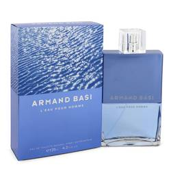 Armand Basi L'eau Pour Homme by Armand Basi – Eau De Toilette Spray 125 ml for Men