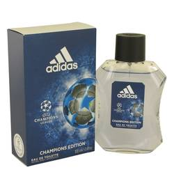 Adidas Uefa Champion League by Adidas – Eau DE Toilette Spray 3.4 oz (100 ml) for Men