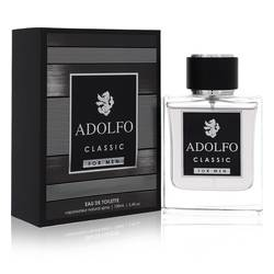 Adolfo Classic by Francis Denney – Eau De Toilette Spray 3.4 oz (100 ml) for Men