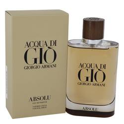 Acqua Di Gio Absolu by Giorgio Armani – Eau De Parfum Spray 125 ml for Men