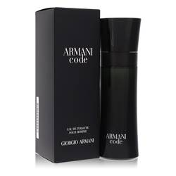 Armani Code by Giorgio Armani – Eau De Toilette Spray 2.5 oz (75 ml) for Men