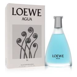 Agua De Loewe El by Loewe – Eau De Toilette Spray 11.7 oz (50 ml) for Men