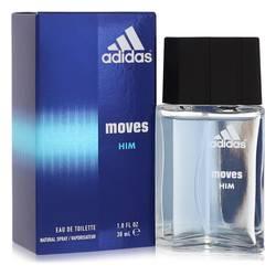 Adidas Moves Cologne by Adidas, 30 ml Eau De Toilette Spray for Men