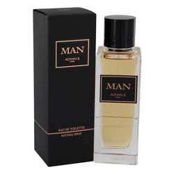 Adnan Man by Adnan B. – Eau De Toilette Spray 3.4 oz (100 ml) for Men
