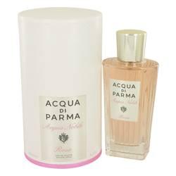 Acqua Di Parma Rosa Nobile Perfume by Acqua Di Parma, 4.2 oz EDT Spray for Women