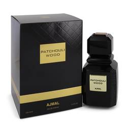 Ajmal Patchouli Wood by Ajmal – Eau De Parfum Spray (Unisex) 3.4 oz (100 ml)