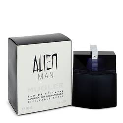 Alien Man by Thierry Mugler – Eau De Toilette Refillable Spray 1.7 oz (50 ml) for Men