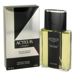 Acteur Cologne by Azzaro, 3.4 oz EDT Spray for Men
