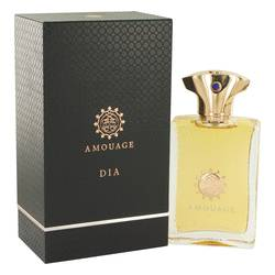 Amouage Dia by Amouage – Eau De Parfum Spray 3.4 oz (100 ml) for Men