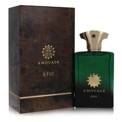 Amouage Epic by Amouage – Eau De Parfum Spray 3.4 oz (100 ml) for Men