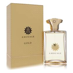 Amouage Gold by Amouage – Eau De Parfum Spray 3.4 oz (100 ml) for Men