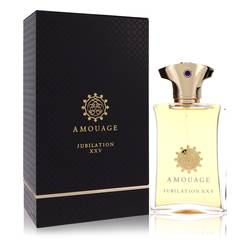 Amouage Jubilation Xxv by Amouage – Eau De Parfum Spray 3.4 oz (100 ml) for Men
