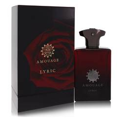 Amouage Lyric by Amouage – Eau De Parfum Spray 3.4 oz (100 ml) for Men