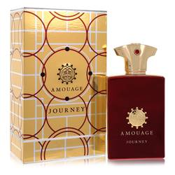 Amouage Journey by Amouage – Eau De Parfum Spray 3.4 oz (100 ml) for Men