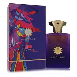 Amouage Myths by Amouage – Eau De Parfum Spray 3.4 oz (100 ml) for Men