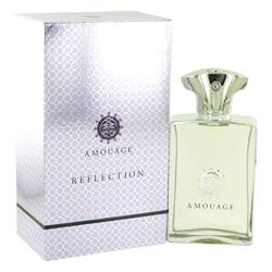 Amouage Reflection by Amouage – Eau De Pafum Spray 3.4 oz (100 ml) for Men