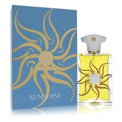 Amouage Sunshine by Amouage – Eau De Parfum Spray 3.4 oz (100 ml) for Men