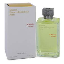 Amyris Homme by Maison Francis Kurkdjian – Eau De Toilette Spray 200 ml for Men