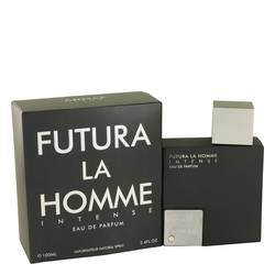 Armaf Futura La Homme Intense by Armaf – Eau De Parfum Spray 3.4 oz (100 ml) for Men